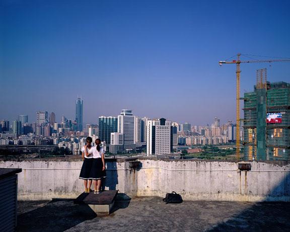 Weng Fen – Bird's Eye View - Guangzhou