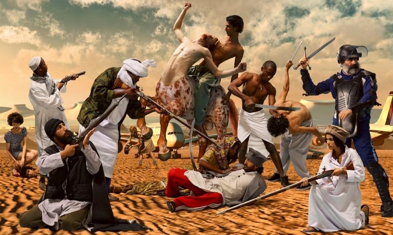 Allegoria Sacra: Battle